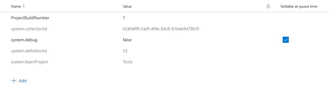 variables-task