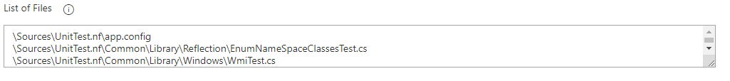list-files